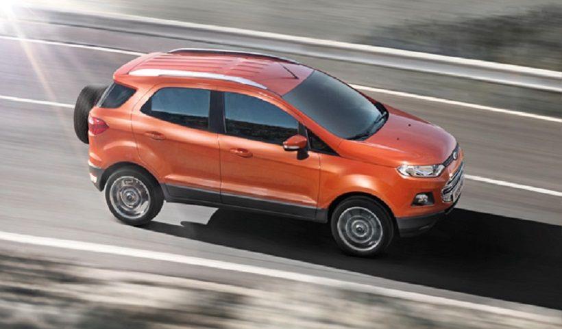 Ford EcoSport 2014, Kuwait