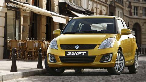 suzuki swift 2014 1 4 glx in uae new car prices, specs, reviews