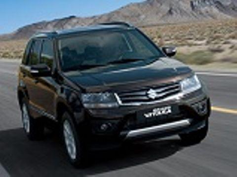 Suzuki Grand Vitara 2014, Kuwait