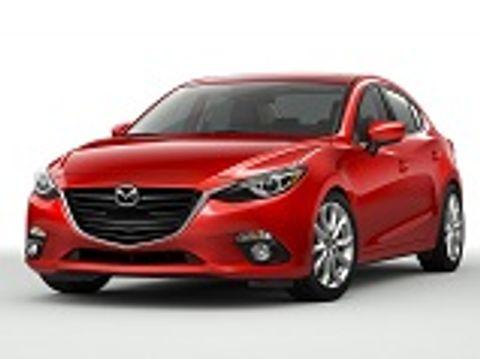 Mazda 3 Sedan 2015, Kuwait