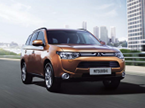 Mitsubishi Outlander 2014, United Arab Emirates