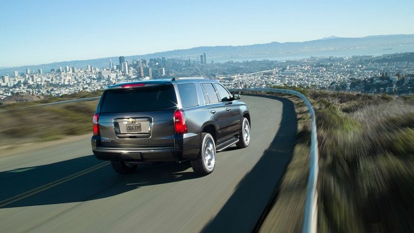 Chevrolet Tahoe 2015, United Arab Emirates