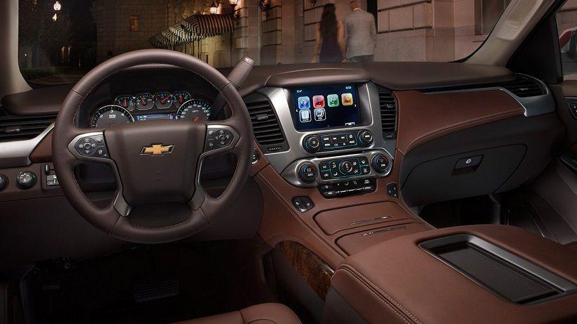 Chevrolet Tahoe 2015, Saudi Arabia