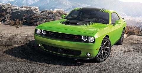 Dodge Challenger 2015, Kuwait