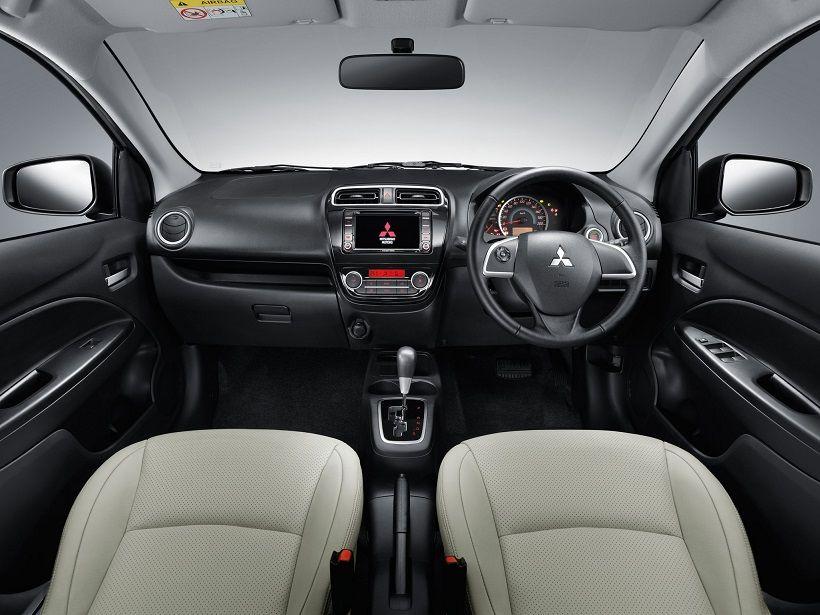 Mitsubishi Attrage 2014, Oman