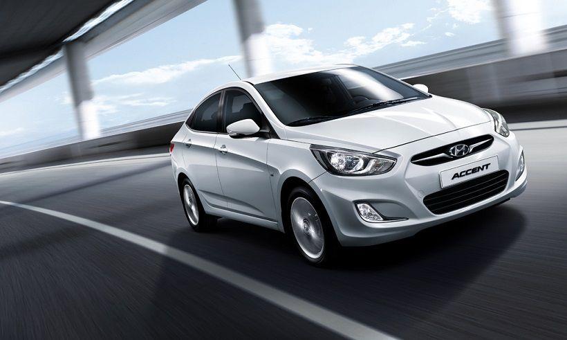 Hyundai Accent 2012, Saudi Arabia