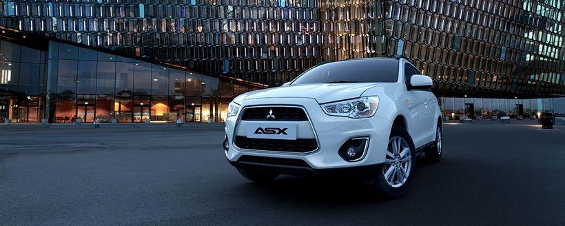 Mitsubishi ASX 2014, Qatar