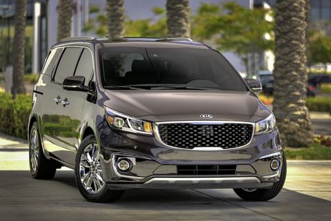 Kia Grand Carnival 2015 3 3l Base In Bahrain New Car Prices Specs