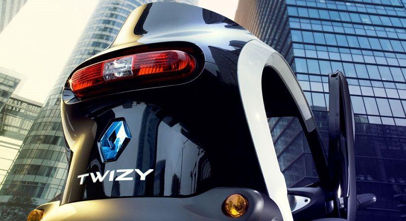 Renault Twizy 2015, Kuwait