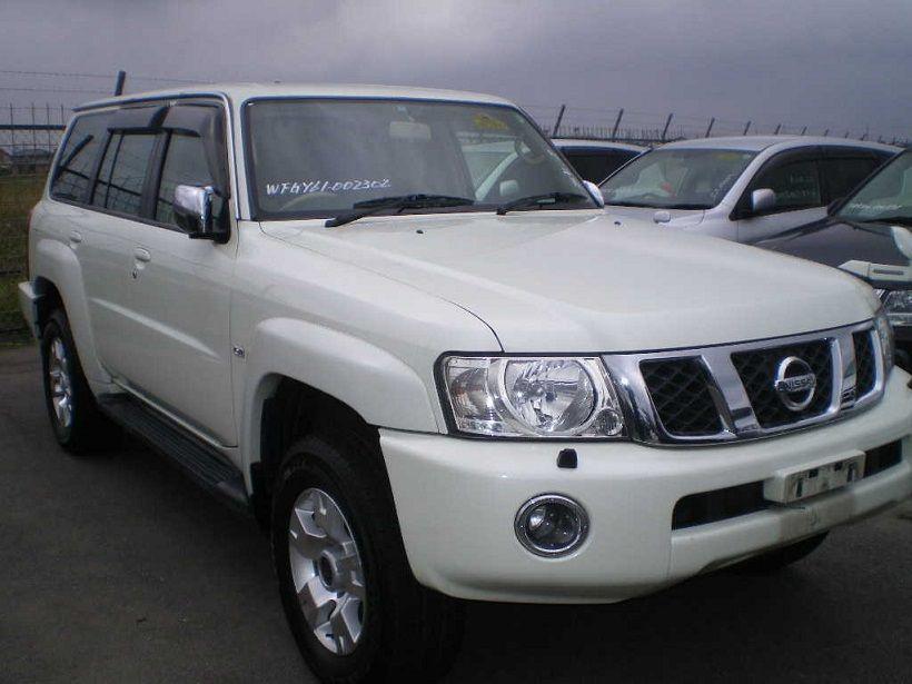 Nissan Patrol Safari 2014, Kuwait