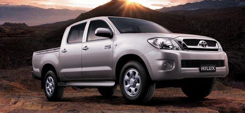 Toyota Hilux 2014, Qatar