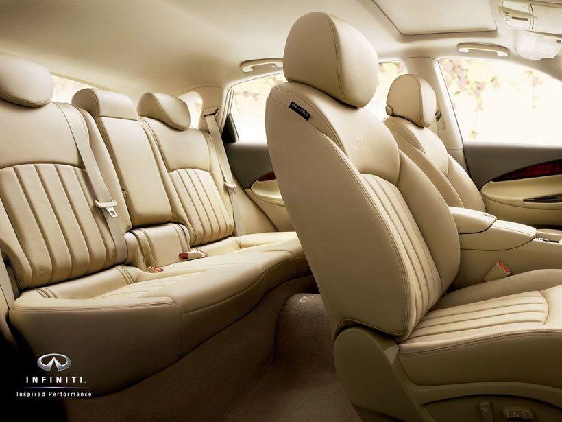 Infiniti EX 35 2012, United Arab Emirates