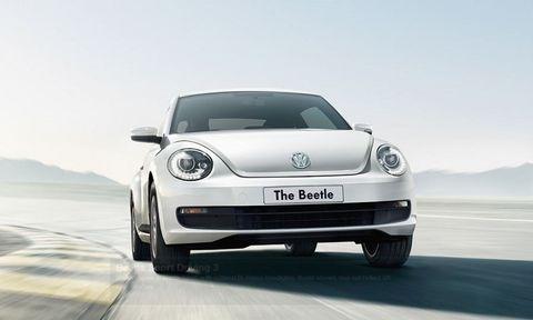 Volkswagen Beetle 2015, Kuwait