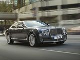 Bentley Mulsanne 2014, United Arab Emirates