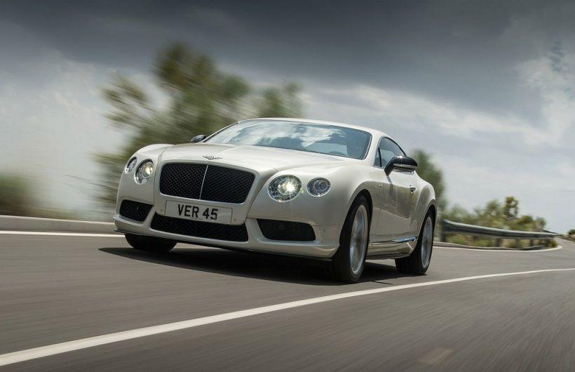 Bentley Continental GT 2014, Bahrain