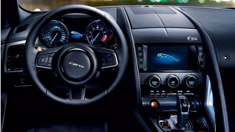 Jaguar F-Type Coupe 2014, Bahrain