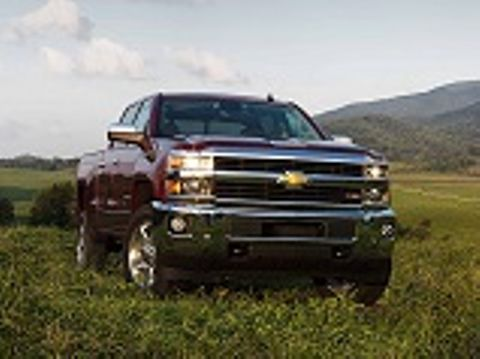 Chevrolet Silverado 2015, United Arab Emirates