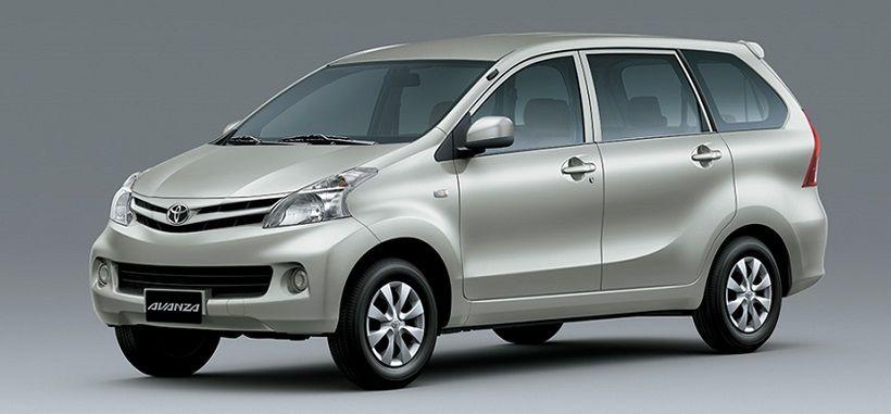 Toyota Avanza 2015, Kuwait