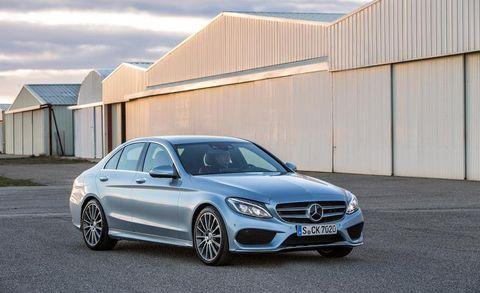 Mercedes-Benz C-Class 2015 C 200 in UAE: New Car Prices