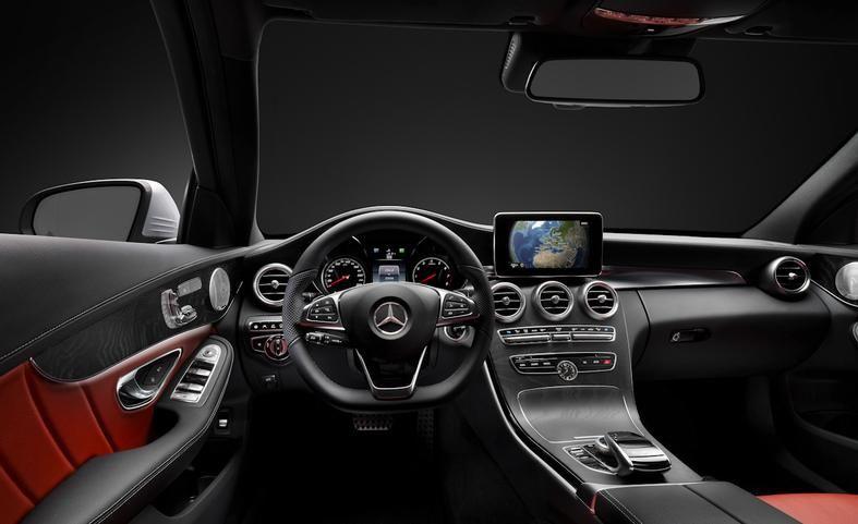 Mercedes-Benz C-Class 2015, Qatar