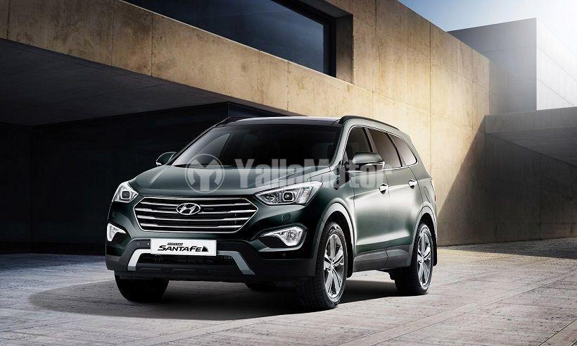 Hyundai Grand Santa Fe 2015, Bahrain