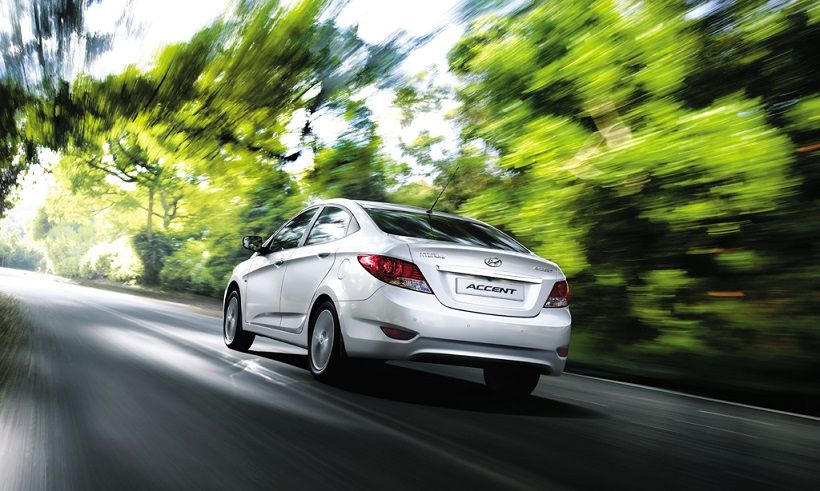 Hyundai Accent 2015, Saudi Arabia