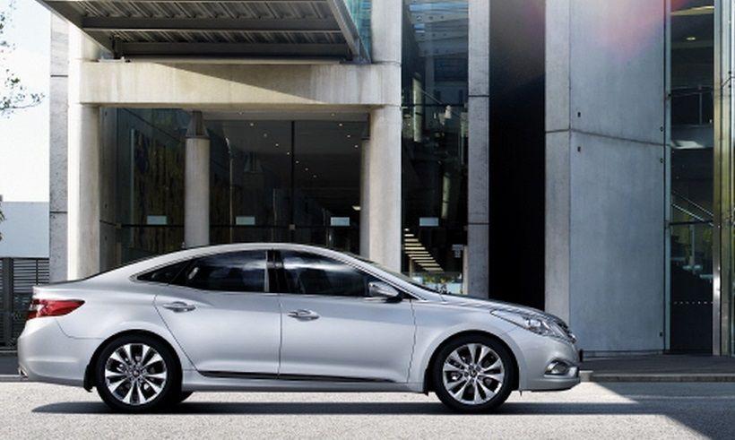 Hyundai Azera 2015, Bahrain