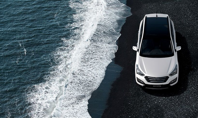 Hyundai Santa Fe 2015, Kuwait