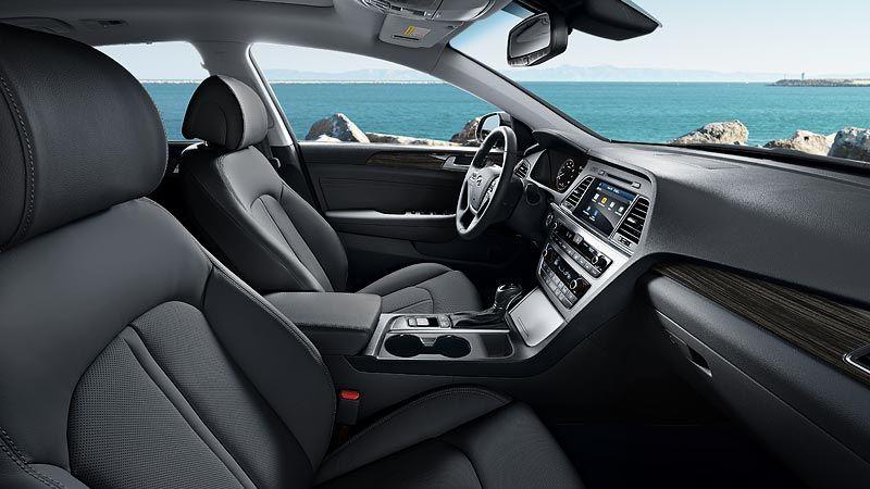 Hyundai Sonata 2015, Kuwait