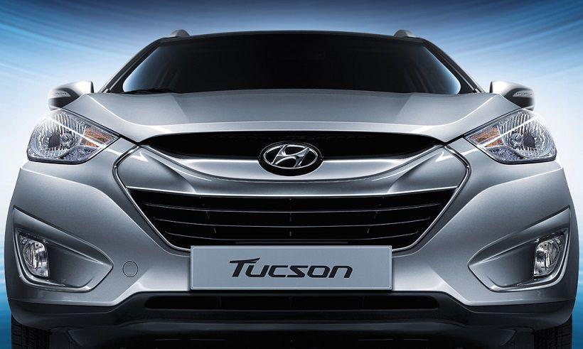 Hyundai Tucson 2015, Saudi Arabia