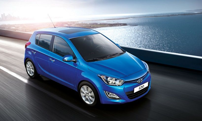 Hyundai i20 2015, United Arab Emirates