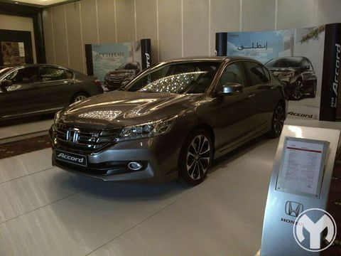 Honda Accord 2015, Bahrain