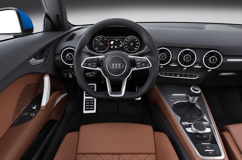 Audi TT 2015, Kuwait