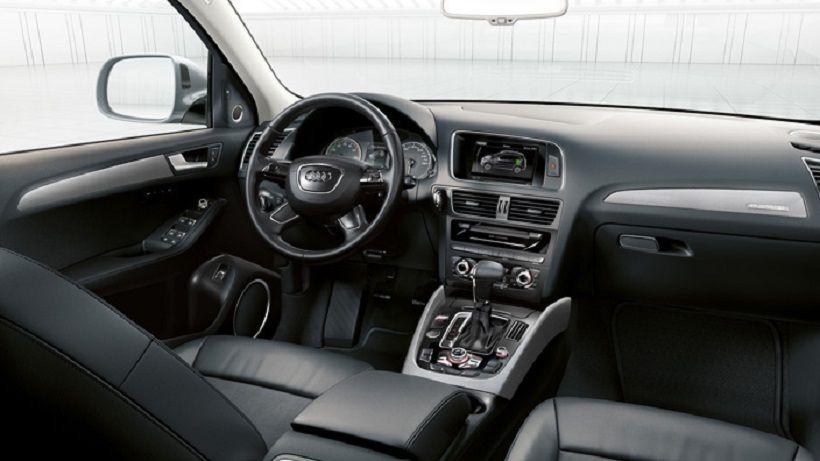 Audi Q5 2015, Saudi Arabia