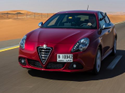 Alfa Romeo Giulietta 2015, United Arab Emirates