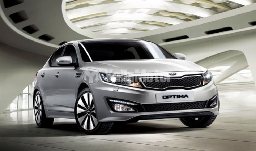 Kia Optima 2015, Kuwait