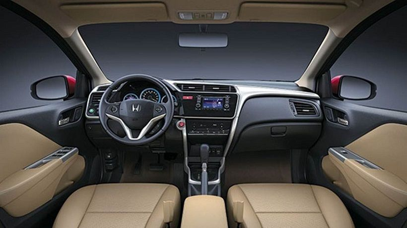 Honda City 2015, Oman