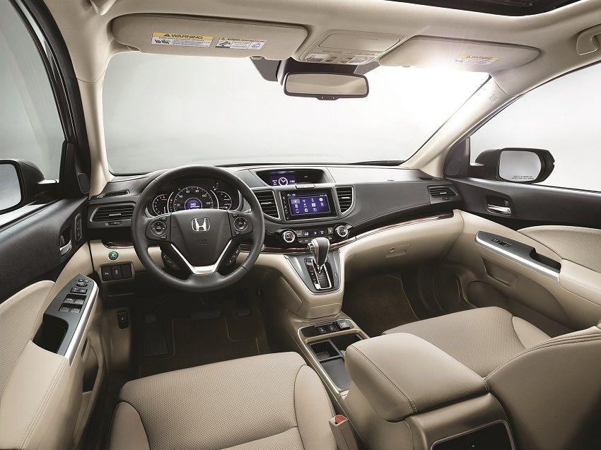Honda CRV 2015, Qatar