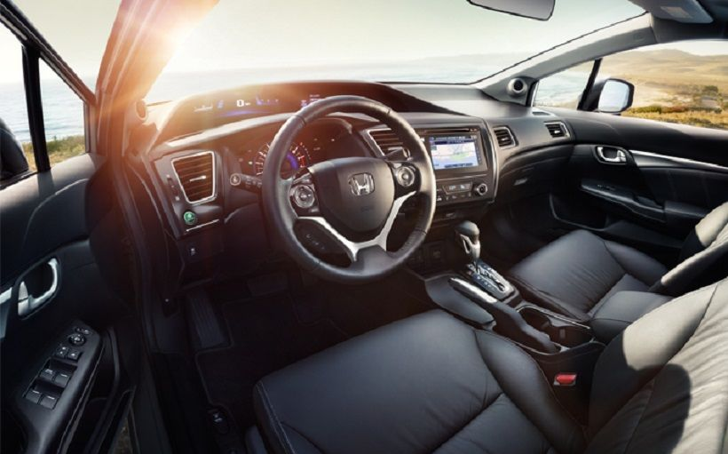 Honda Civic 2015, United Arab Emirates