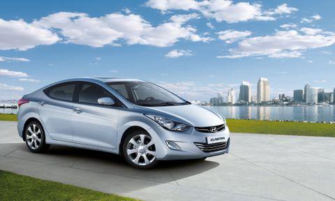 Hyundai Elantra 2012, Bahrain