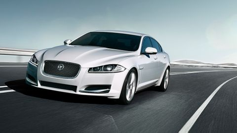 Jaguar Xf Price In Uae New Jaguar Xf Photos And Specs Yallamotor