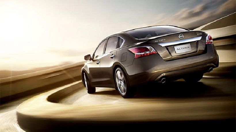 Nissan Altima 2015, United Arab Emirates