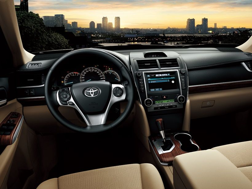 Toyota Camry 2015, Saudi Arabia