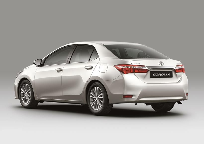 Toyota Corolla 2015, Kuwait