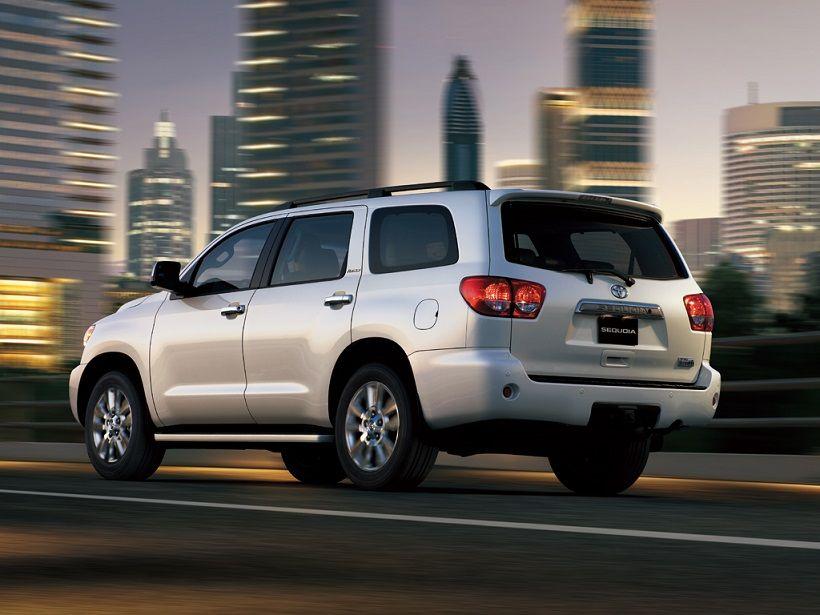 Toyota Sequoia 2015, Qatar