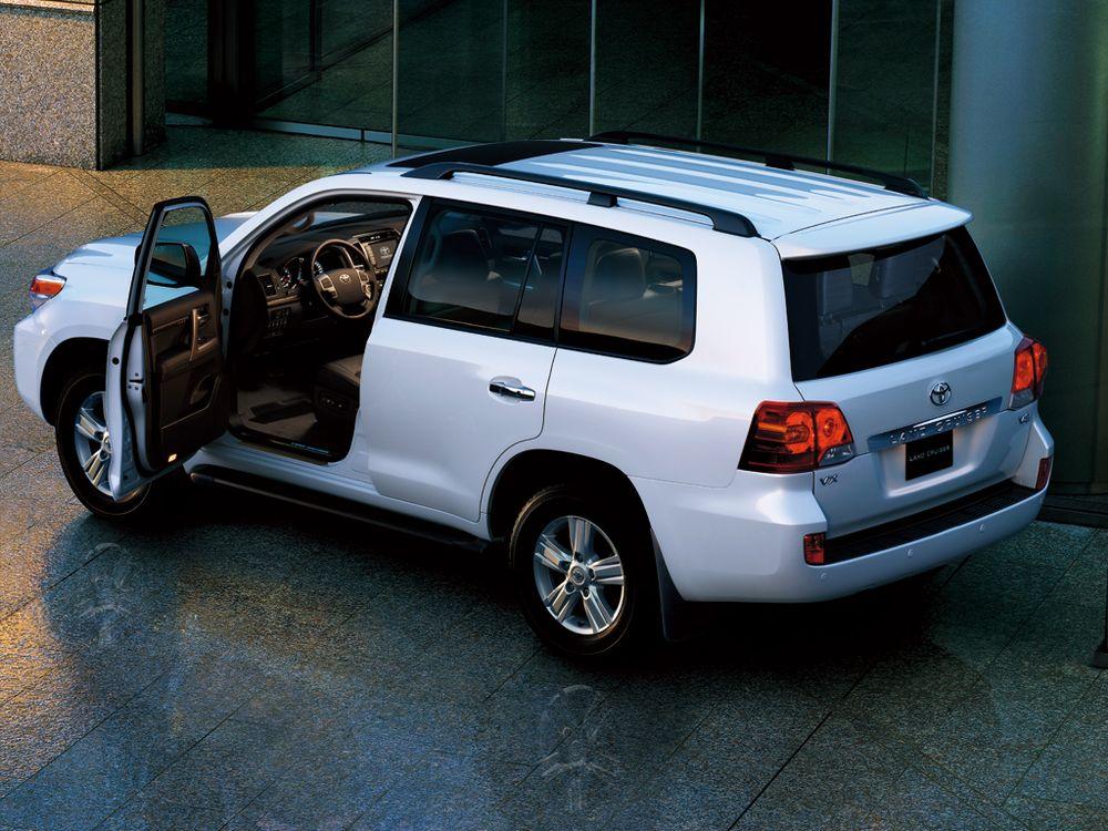 Toyota Land Cruiser 2015, Qatar