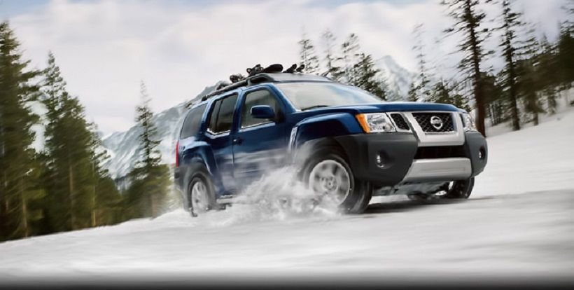 Nissan Xterra 2015, United Arab Emirates