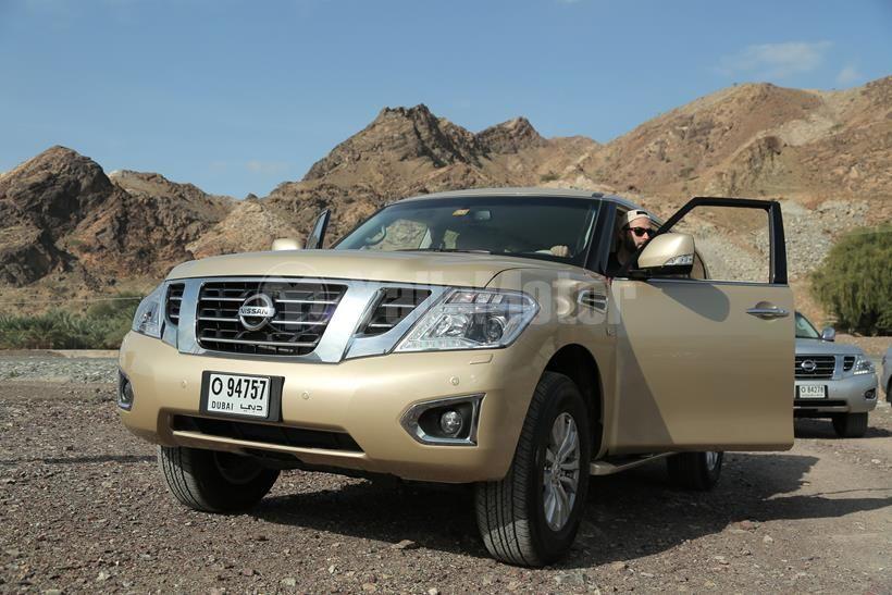 Nissan Patrol 2015, Qatar