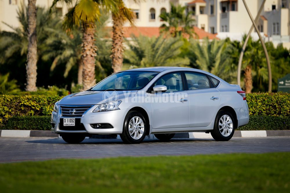 Nissan Sentra Price in Oman - New Nissan Sentra Photos and