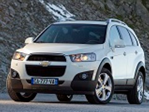 Chevrolet Captiva Price In Qatar New Chevrolet Captiva Photos